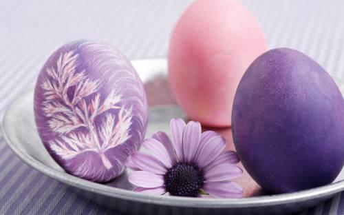 Пасхальные яйца на рабочий стол