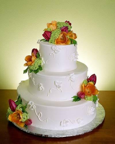 Красивая картинка огромный торт на
